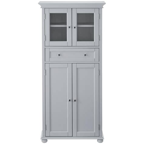 Linen Cabinet Bathroom   Home Designs