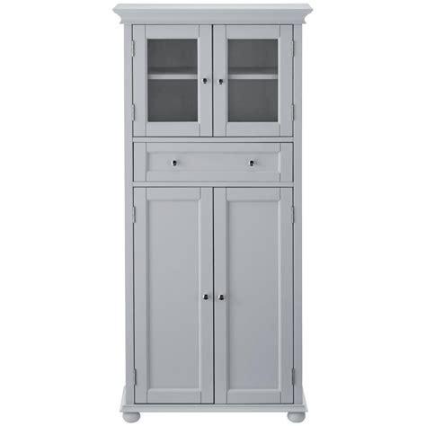 Linen Cabinet Bathroom   Home Designs