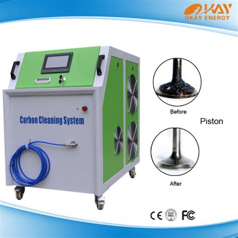 china cost time saving hho generator car engine carbon cleaner machine engine cleaning equipment