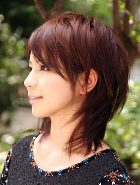 womans hair thinning on sides short layered hairstyles for fine thin hair