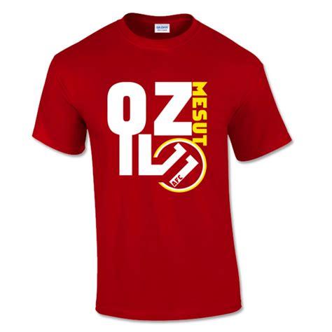 ozil superstar tshirt mesut ozil arsenal front t shirt tshirtredkids