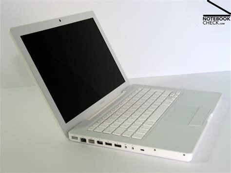 Macbook Notebook review apple macbook 13 quot 2 duo notebook