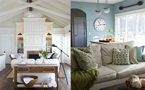 Farmhouse Living Room Decorating Ideas by 25 Comfy Farmhouse Living Room Design Ideas Feed Inspiration