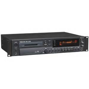 Rack Mount Audio Recorder Tascam Md 02b Rackmount Minidisc Audio Recorder Md 02b B H