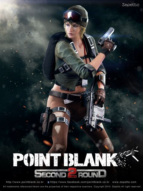 mod game thailand pb this is game thailand point blank fps สายพ นธ เกาหล