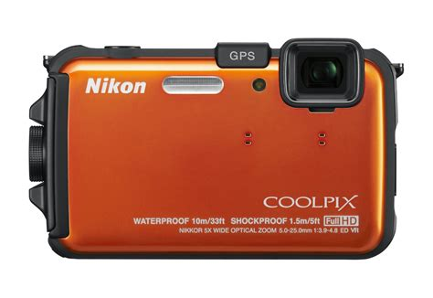 Kamera Underwater Nikon Aw100 the best shopping for you nikon coolpix aw100 16 mp cmos