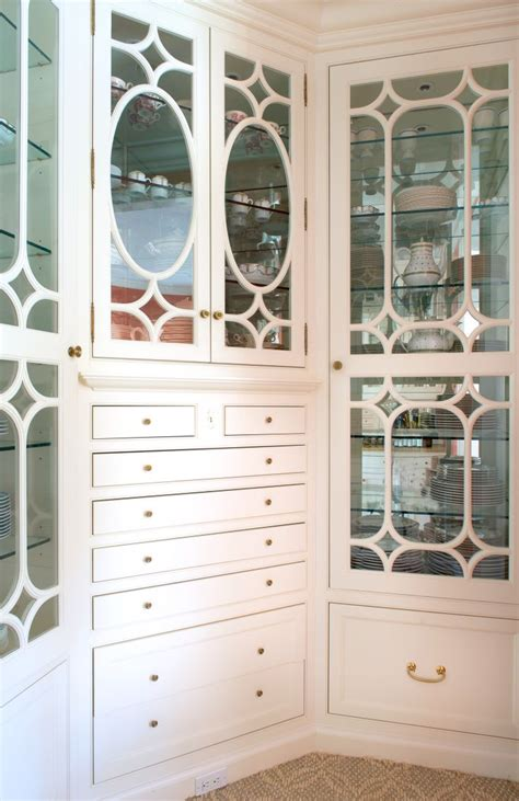 glass door pantry cabinet 11emerue 17 best images about butler s pantry on