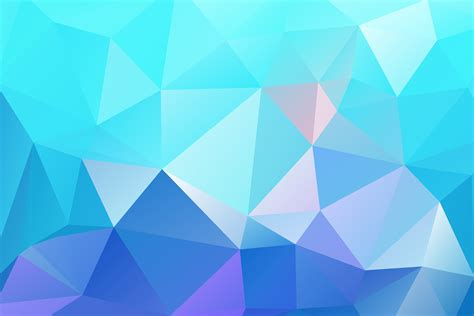 multicolor polygon wallpapers  iphone ipad  desktop