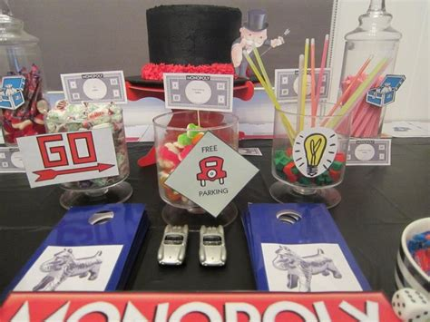 monopoly themed events 1000 images about monopoly themed party on pinterest