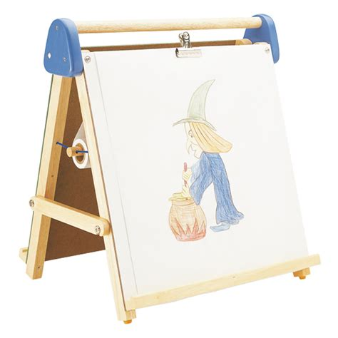 magnetic easel for toddlers tabletop magnetic easel and chalkboard pintoy