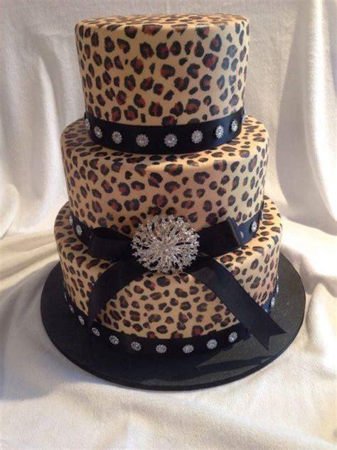 masam manis leopard cake cheetah cake pretty birthday cakes women animal print 12 beautiful