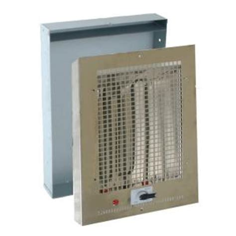 bathroom heater home depot 1000 watt radiant heat bathroom wall mounted heater discontinued h1006 the home depot