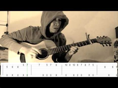 fingerstyle cover tutorial tutorial 4minute 포미닛 싫어 hate fingerstyle cover with