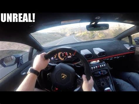 fastest lamborghini made this is what its like to drive the fastest lamborghini