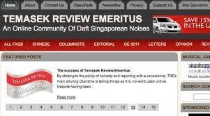 tr emeritus the voice of singaporeans for singapore tr emeritus reviews singapore alternative media