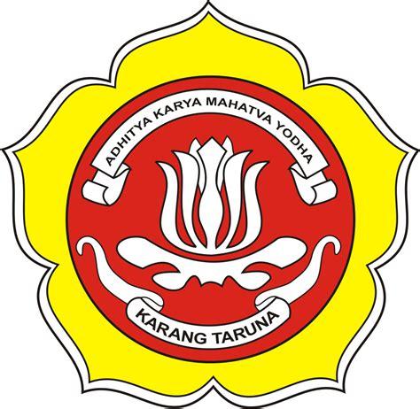 membuat logo karang taruna art design logo design