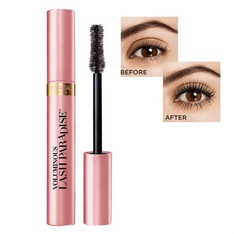 Mascara Loreal loreal voluminous lash paradise mascara waterproof