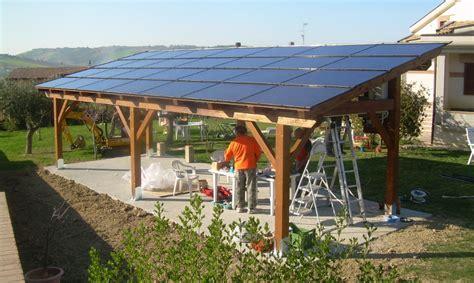 gazebo fotovoltaico pensiline e tettoie fotovoltaiche icaro srl