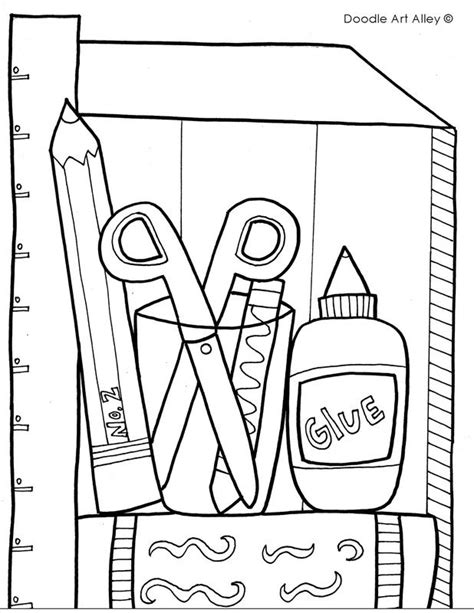coloring pages of a school classroom 17 best images about kids classroom on pinterest