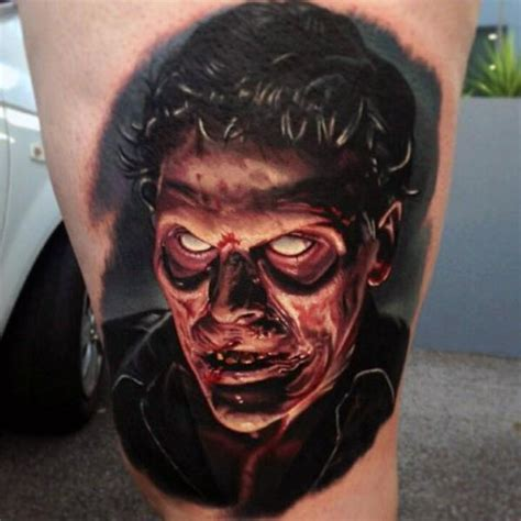 70 evil dead tattoo designs for men book of the dead ink