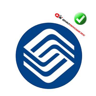 s logo blue and white 3 blue lines logo quiz www pixshark images