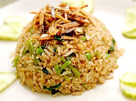 macam macam nasi goreng  indonesia good news