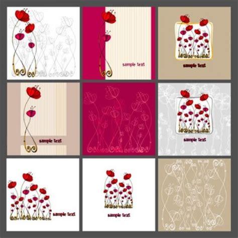 Muster Vorlagen Illustrator Exquisite Blumen Muster Vektor Illustrator Vektor Blume Kostenlose Vector Kostenloser