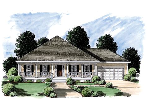 southern ranch house plans southern ranch home plans