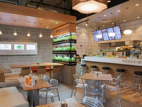 layout of fast food kitchen 17 best healthy fast food restaurant chains food network