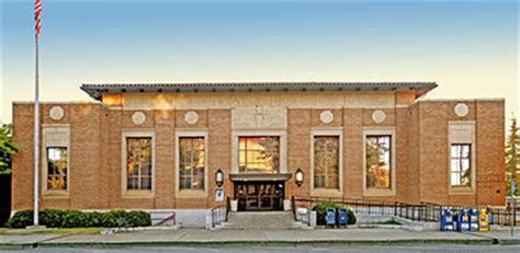 Yuba City Post Office by National Register 85000143 Post Office In