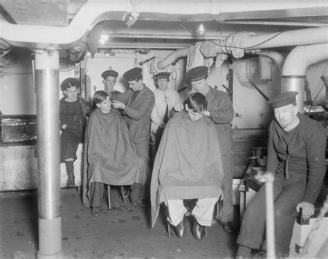 standby haircuts glasgow the passion of former days wartime barbering