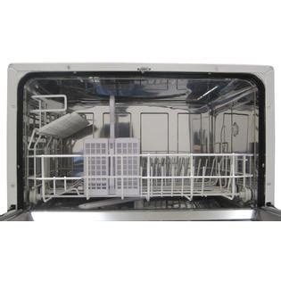 Spt Countertop Dishwasher White by Spt Sd 2201w Countertop Dishwasher White