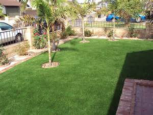 grass backyard triyae grass yards various design inspiration