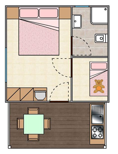 una calda femmina da letto cottage bilocali rimini cottage monolocali cesenatico