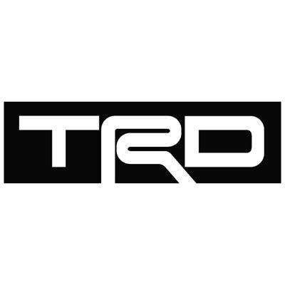 Emblem Logo Trd Kecil toyota trd logo box outlaw custom designs llc
