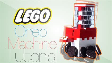 lego machine tutorial lego oreo machine tutorial