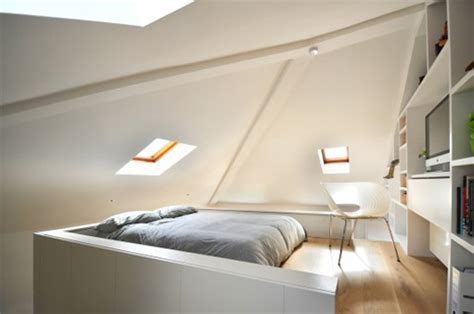 small loft conversion in london tiny london loft is a light filled storage rich dream home