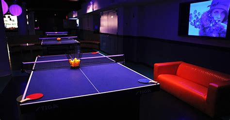 Bars With Ping Pong Tables by The Ping Pong Social Club S Journal