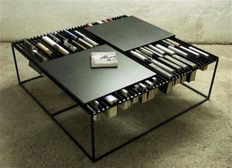 Coffee Table Book Shelf Creative And Bookshelves