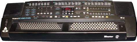 Keyboard Roland E36 e 66 roland e 66 audiofanzine