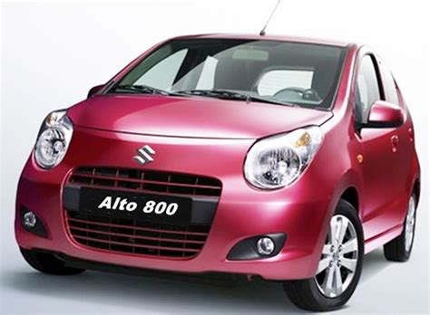 Maruti Suzuki 800 New Model New Alto Pictures