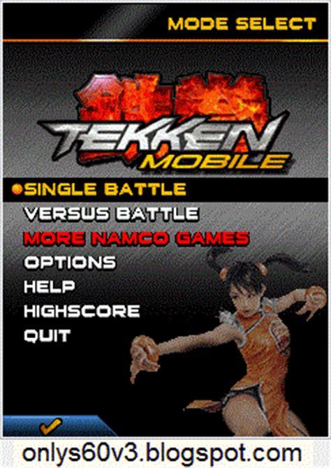 mobile tekken 3 mobile stuff 240x320 java