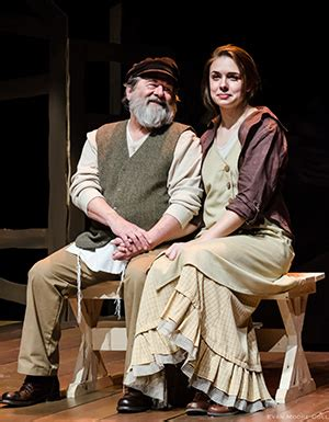 lori kay harvey theatre review otterbein s luminous fiddler on the roof