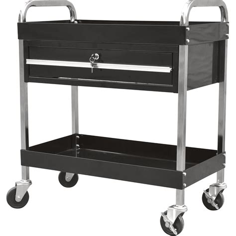 Service Cart With Drawers by Mammoth Service Cart With Drawer 350 Lb Capacity Model