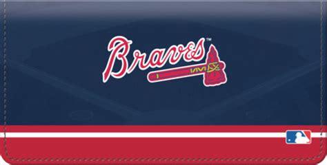 Atlanta Background Check Atlanta Braves Checks Atlanta Braves Logo Personal Checks