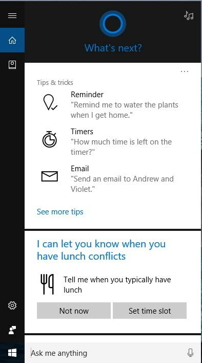 cortana how many ways how to use cortana on windows 10 geek up with your devices