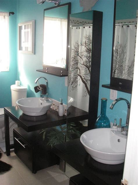 tiffany blue bathroom ideas 8 great vanities from rate my space