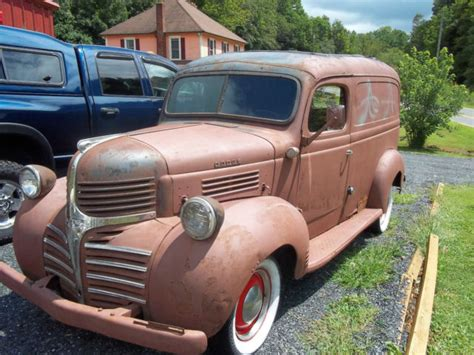 1946 dodge truck for sale seller of classic cars 1946 dodge panel truck