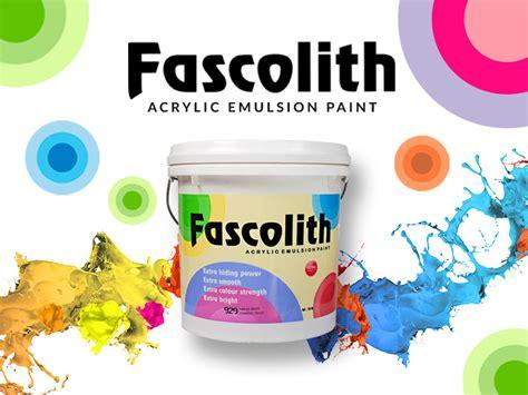 Merk Cat Tembok Sehat fascolith indana paint