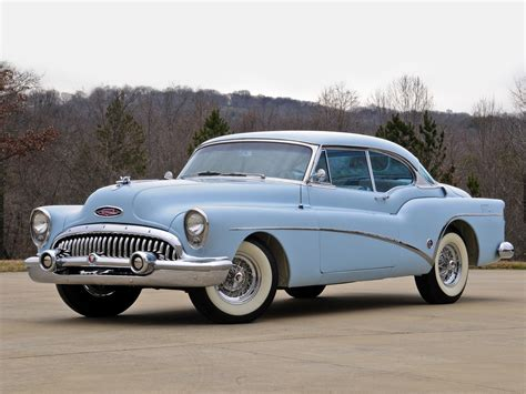 1953 buick skylark 1953 buick skylark hardtop prototype retro wallpaper